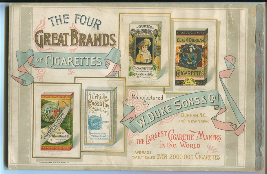 A27 Duke Tobacco Governors, Coats of Arms Album