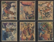 R83 Lone Ranger Complete Set of (48) Cards with High Numbers
