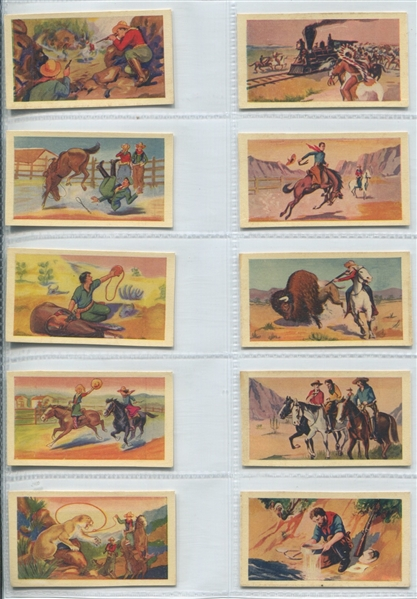 Hoadley's (Australia) Wild West Set - Based on R172