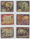 R100 Flatbush Gum Noahs Ark Near Set of (18/24) Cards