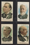 N124 Dukes Honest Long Cut Presidential Possibilities Complete Set of (25) Cards