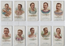 N28 Allen & Ginter Worlds Champions Complete Set Minus Baseball (40/50) High Grade