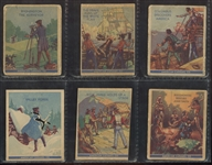 R14 American Caramel Lot of (8) Cards