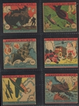 R12 America At War Complete Set of (48) Cards