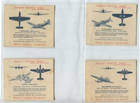 C271A Sweet Caporal Airplane Spotter Complete Set of (66) Plus Extras