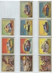 1950 Topps Freedoms War Complete Set of (203) Cards