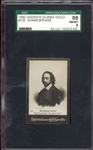 1900 Ogdens Tobacco Shakespeare SGC88 NMMT Card
