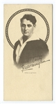 E160-1 Ghirardelli Chocolates Movie Stars Postcard - Jack Kerrigan