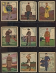 R139 E. Rosen Soldiers of the World Near Complete Set (28/36) Cards