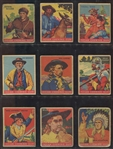 R73 Goudey Indian Gum Near Complete Set (159/216)