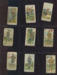 V39 J. S. Fry & Sons Chocolates Boy Scouts Complete Set of (50) Cards
