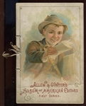 A1 Allen & Ginter Album of American Editors