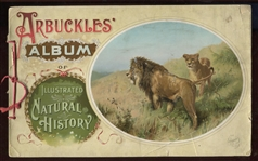 K17 Arbuckles Illustrated Album of Natural History