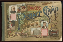 A29 Duke Tobacco Postage Stamp Album