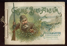 A9 Allen & Ginter Game Bird Album