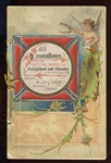 A6 Allen & Ginter Decorations of the Principal Orders Album