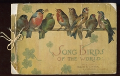 A13 Allen and Ginter Song Birds of the World