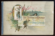 A33 Duke Tobacco Terrors of America Album