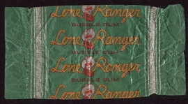 R83 Lone Ranger Premium Redemption Wrapper VERY VERY TOUGH