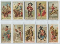 N3 Allen & Ginter Arms of Nations Lot of (20) Cards